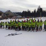 """Златен и три сребърни медала за младите самоковски скиори от купа """"Витоша"""""""