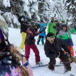 Самоковските сноубордисти със седем медала в първия старт за сезона на Осогово