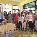 """Ученици от ПГ """"Константин Фотинов"""" се срещнаха с писателката Таня Мир"""
