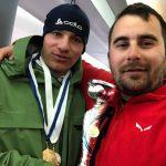 Сноубордистът Валентин Миладинов с победа за ФИС във Ворас, Гърция, Борис Петров – шести