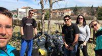 Група от около 15 души успя в рамките на само един ден – 23 март, да събере близо 40 чувала с боклуци и шума от Туристическата градина, които впоследствие бяха […]