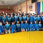 Борците Кирил Маданчев, Божидар Лазаров и Николай Зеленков – с медали от държавното