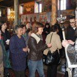 Епископ Поликарп отслужи литургия в Самоков, връчи на кмета писмо от патриарх Неофит