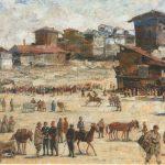 Неповторимият Наум Хаджимладенов оживя в Художествената галерия
