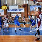 """Младежите на """"Рилски спортист"""" не успяха да се противопоставят на """"Видабаскет"""" във Видин"""