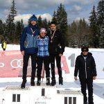 """Състезателите на """"Рилски скиор"""" с 13 медала от държавното първенство по ски бягане в Боровец"""
