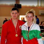 Йоана Пишмишова стана републиканска шампионка по самбо за девойки