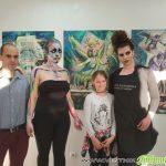 Художникът Иван Шуманов откри самостоятелна изложба в Сапарева баня