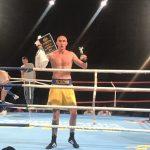 Боксьорът Георги Георгиев с първа победа при професионалистите