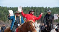 В района северно от Бельова черква в събота, на 16 март, отново, по традиция, за Тодоровден, си дадоха среща десетки буйни коне и ред темпераментни ездачи. Тържествен водосвет отслужи архиерейският […]