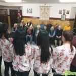 "Деца и младежи зарадваха обитателите на Дома за стари хора ""Сем. д-р Калинкови"""