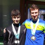 Два сребърни медала за Деян Разложки от държавното първенство по биатлон