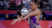 """Общо 6 медала спечелиха българските представители от старта за Световната купа по художествена гимнастика в """"Арена Армеец"""" от 12 до 14 април. Два от тях бяха дело на ансамбъла, който […]"""