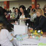 """Близо 4000 лв. блоготворително събра """"Самел-90"""" на великденски конкурс-базар на яйца и козунаци"""