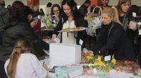 """Много емоции, красота и вкуснотии съпътстваха благотворителния базар-конкурс """"Писано яйце и великденски козунак """"55 години Самел-90 АД"""", организиран от завода на 24 април. Десетки хора, фирми, малки и големи учреждения […]"""