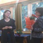 Поетесата-чудо Мария Донева гостува в Самоков