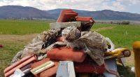 """Участници в доброволческата група """"Чиста Земя"""" продължават с ежеседмичните си акции по почистване на замърсени територии край Самоков. Този път те набялазаха района южно от долното поделение, където в течение […]"""