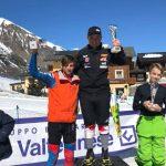 Младият скиор Атанас Петров спечели мини купата на Ливиньо за четвърта поредна година