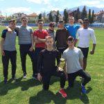 """Атлетите на СУ """"Отец Паисий"""" се класираха за републиканските финали на Ученическите игри"""
