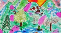 """Четвъртокласниците от СУ """"Отец Паисий"""" Иван Иванов и Василена Костова заслужиха награди от националния конкурс за детска рисунка """"Опазване на влажните зони и климатичните промени в нашия район"""", организиран от […]"""