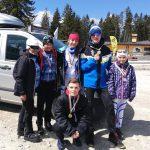 """Бегачите на """"Рилски скиор"""" закриха сезона с 8 отличия в Пампорово"""