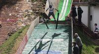 """Общо 16 деца и младежи участваха в първото за годината състезание по ски скок за купа """"Орле"""", състояло се на 10 януари на скочището под Ридо в Самоков. Липсата на […]"""