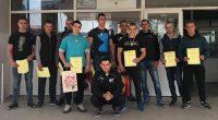 """Общо 17 младежи участваха на 24 април в ПТГ """"Никола Вапцаров"""" в състезание по трибой, посветено на 140-годишнината от подписването на Търновската конституция.В изключително конкурентна обстановка най-добре се представи десетокласникът […]"""