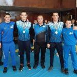 Борците Ангел Чолев и Атанас Терзийски със злато и бронз от турнир за кадети в Кюстендил