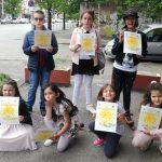 """Награди за младите певци на читалище """"Младост"""" от национален конкурс"""