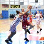 """Християна Николова спечели със """"Септември"""" сребърните медали от държавното по баскетбол"""