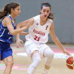 Баскетболистката Ивана Николова ще помага на България /до 18 г./ на Евро 2019 в Скопие