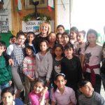 Мая Манолова направи дарение на училището в Ярлово