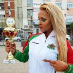 Ралица Кашинова развя българското знаме в Сърбия, завърши втора на турнир в Чачак