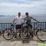 Трима самоковци изминаха 300 км на велосипеди до Егейско море