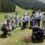 Над 100 деца и възрастни на екопразник край Мальовица