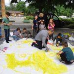 """И децата от читалище """"Младост"""" празнуваха на 1 юни"""