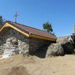 Драгушиново почете Св. Дух с обновен параклис и 10-метров кръст