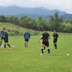 Носителят на Купата на България по футбол е на лагер в Самоков
