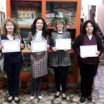 """Наградиха четири учителки от ОУ """"Христо Максимов"""" с приза """"Вдъхновител на децата"""""""