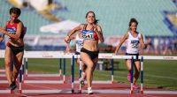 """Изабел Крамарска спечели бягането на 100 метра с препятствия на националния шампионат за момчета и момичета под 16 години, състоял се на 6 и 7 юли на националния стадион """"Васил […]"""