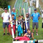 Едноседмичен лагер в чужбина за талантливи самоковски ски скачачи