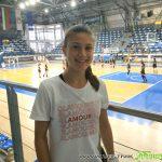 Радина Илиева с повиквателна за националния отбор по баскетбол за момичета до 16 години