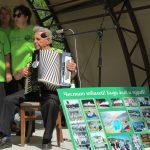 На Фестивала на туристическата песен бе почетен юбилеят на Стрински