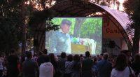 Две поредни вечери – на 19 и 20 август, понеделник и вторник, на голям екран и на открито – на сцената в Туристическата градина /до входа на стадиона/ бяха прожектирани […]