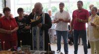 На големия празник Преображение Господне – 6 август, бе осветен и тържествено открит новият пенсионерски клуб в Говедарци – най-голямото село в общината.Кметът на Говедарци Георги Шуманов благодари на общинския […]