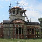 Строителството на новия храм ще приключи вероятно през октомври