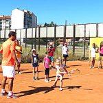 Джордж Спектър и Вики Болашикова – № 1 на тенис феста
