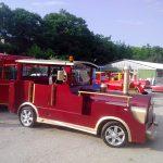 Пускат туристическо влакче за Празника на Самоков