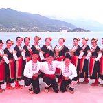 "Фолклорен танцов ансамбъл ""Самоков"" с две отличия от Невестино и Охрид"