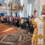 Обновиха храма в Доспей, отец Георги Николов стана протоиерей